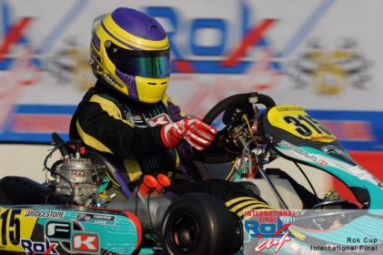 International ROK final 2017 at South Garda